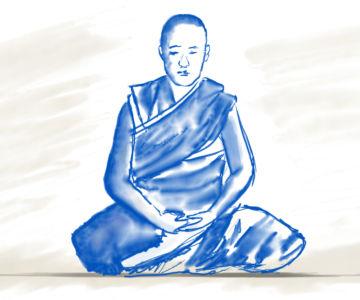 Szczęście i medytacja
